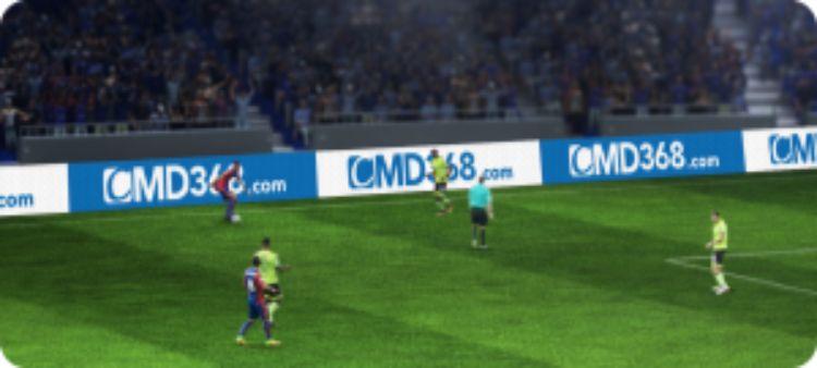 cmd368 tài trợ la liga