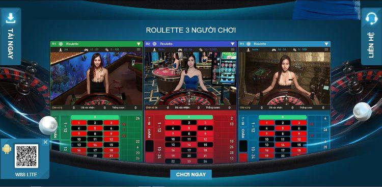 casino online trên w88